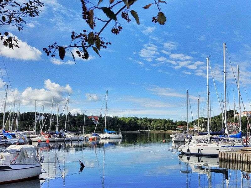 Marina in Stenungsund