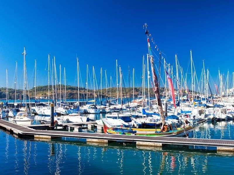 Port in Lisbon