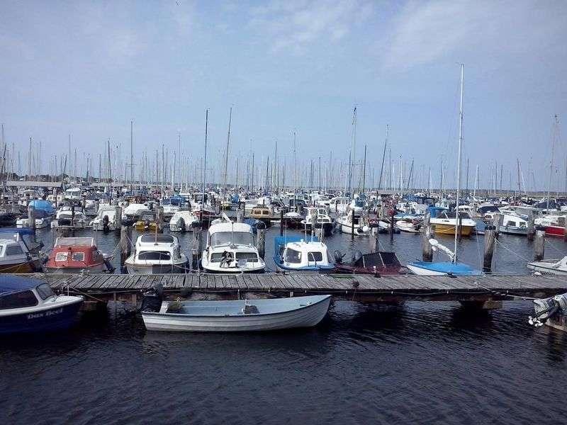 Port in Wentorf