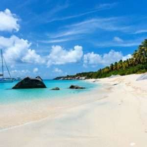 Boat hire British Virgin Islands