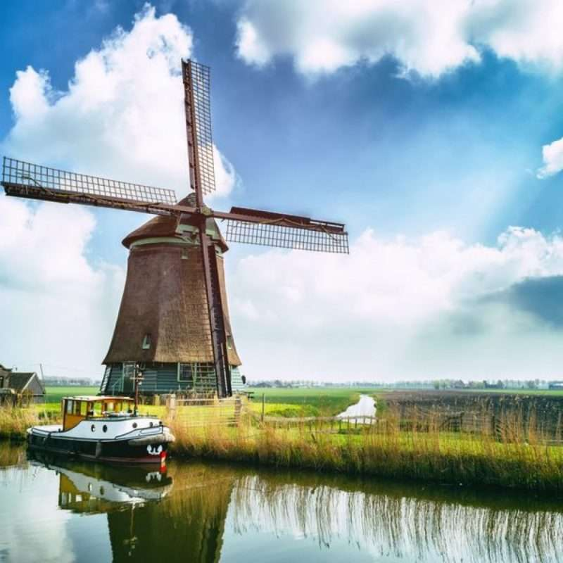Boat hire Holland