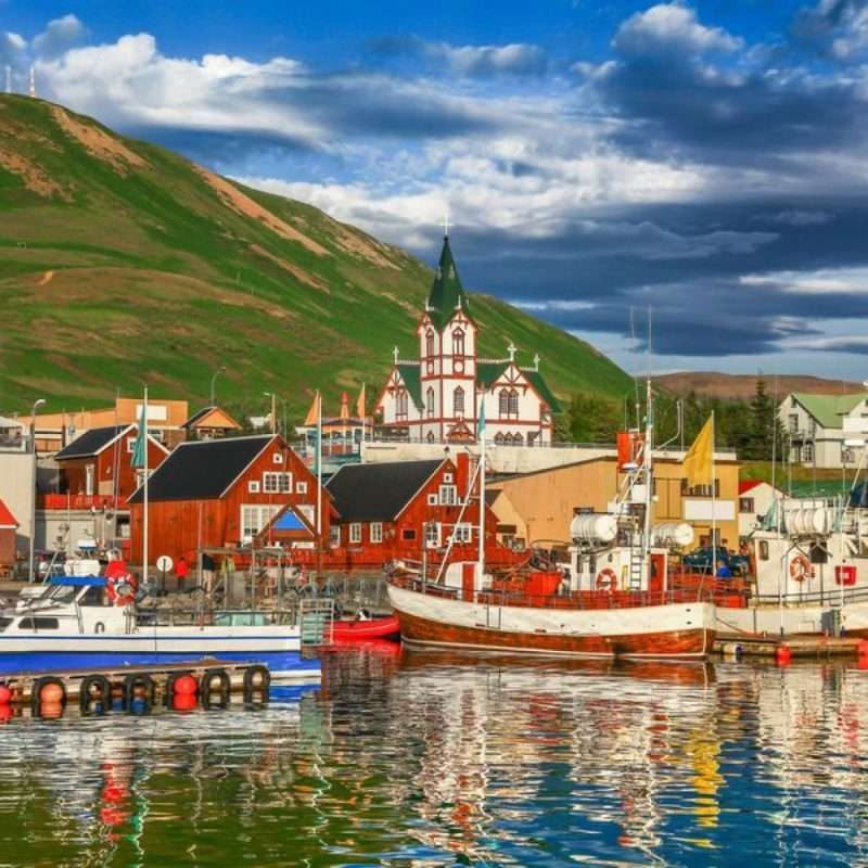 Boat hire Iceland