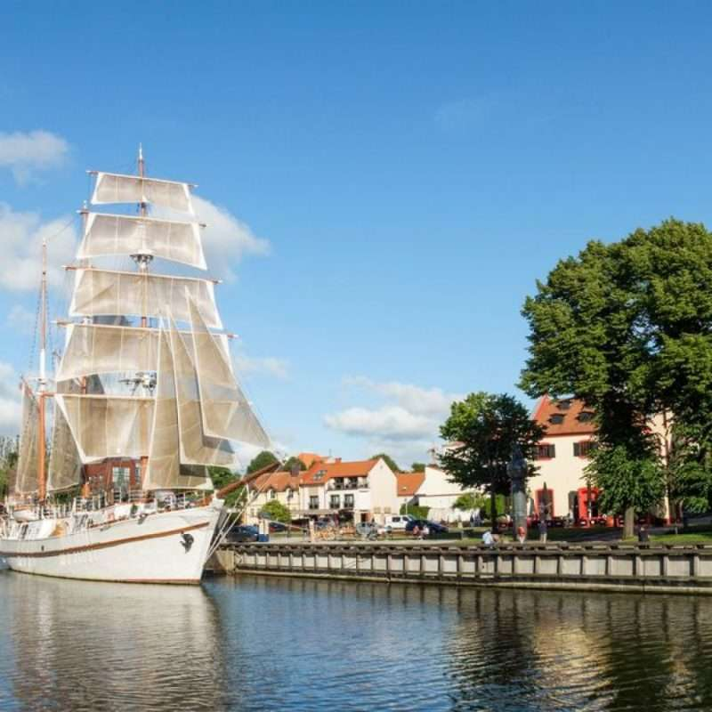 Boat hire Lithuania