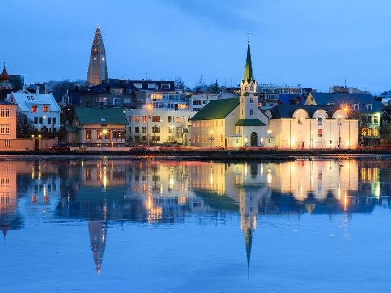Reykjavik yacht vacation