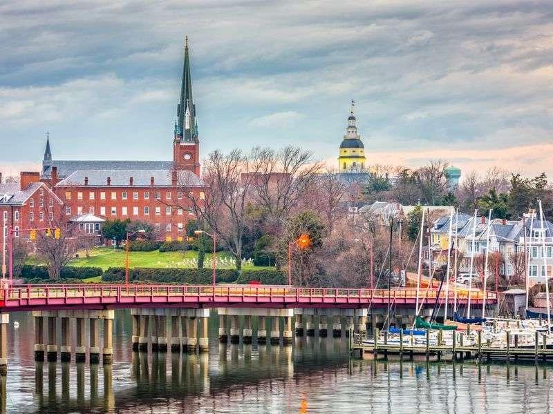 Sail in Annapolis