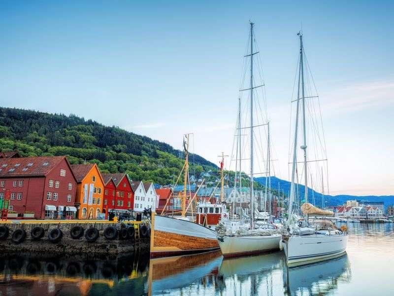 Sail in Bergen