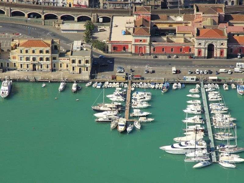 Sail in Catania