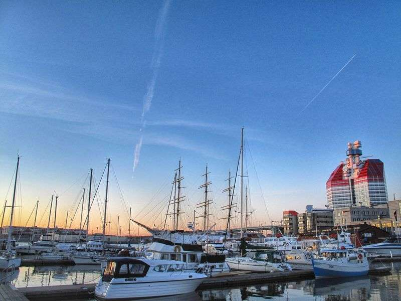 Sail in Göteborg