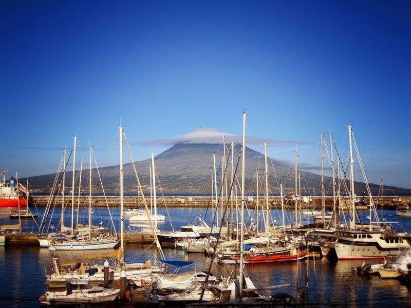 Sail in Horta