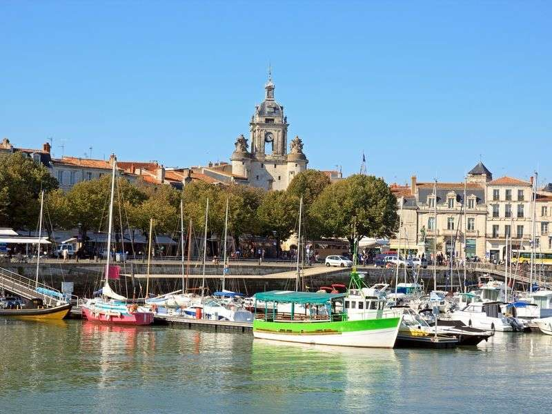 Sail in La Rochelle