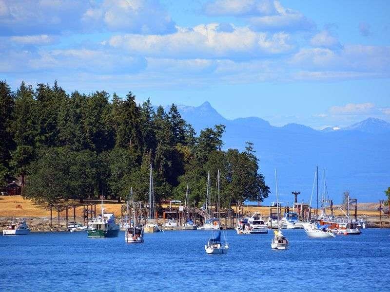 Sail in Nanaimo