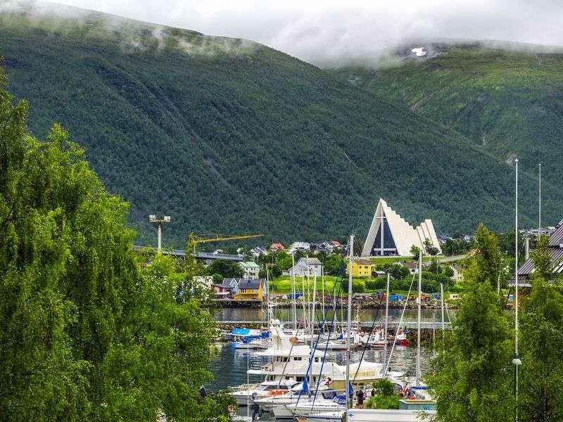 Sail in Tromso
