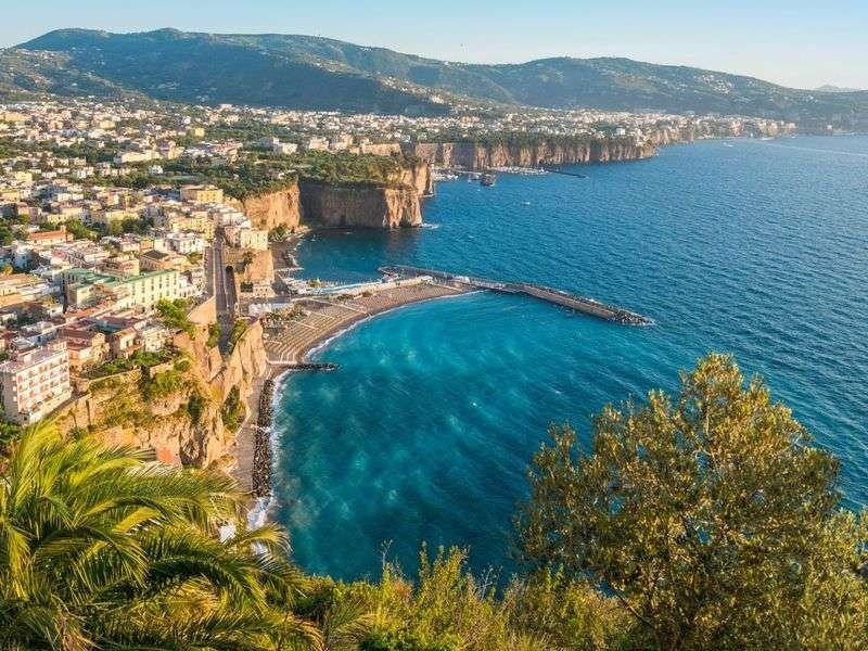 bay in Italy