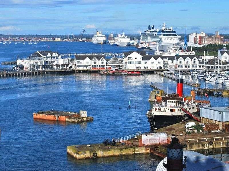 Southampton boat tours