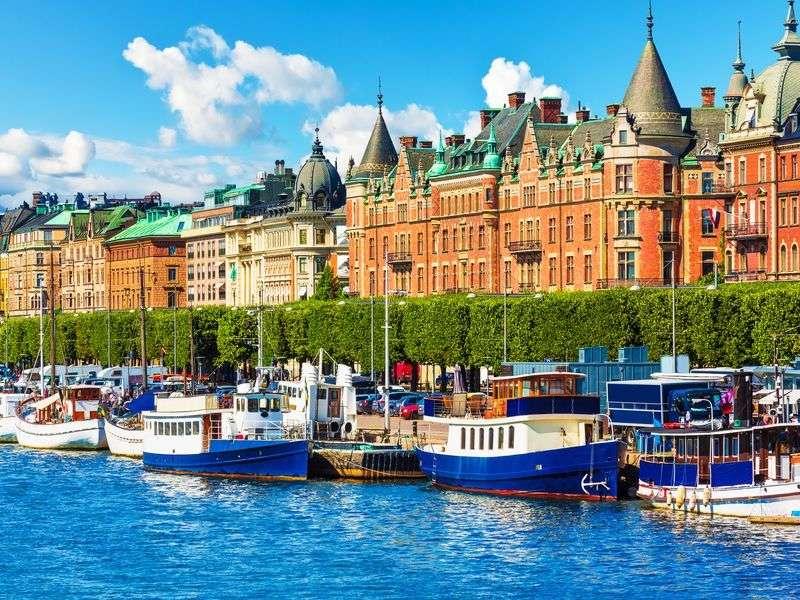 Stockholm boat tours