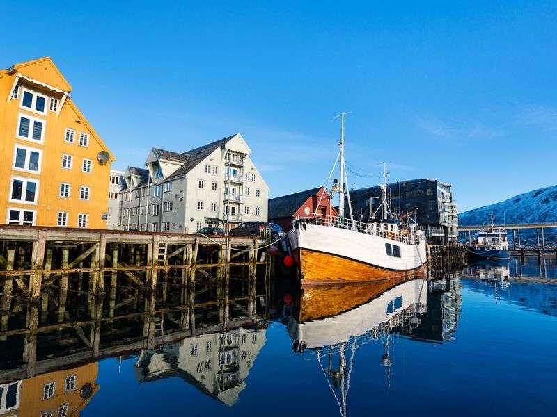 Tromso boat tours