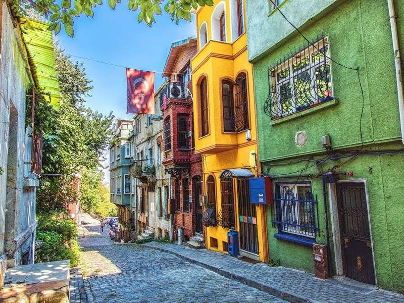 Vacations in Istanbul