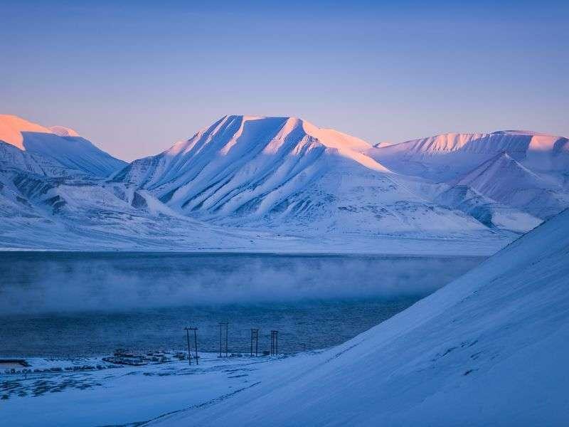 Vacations in Longyearbyen