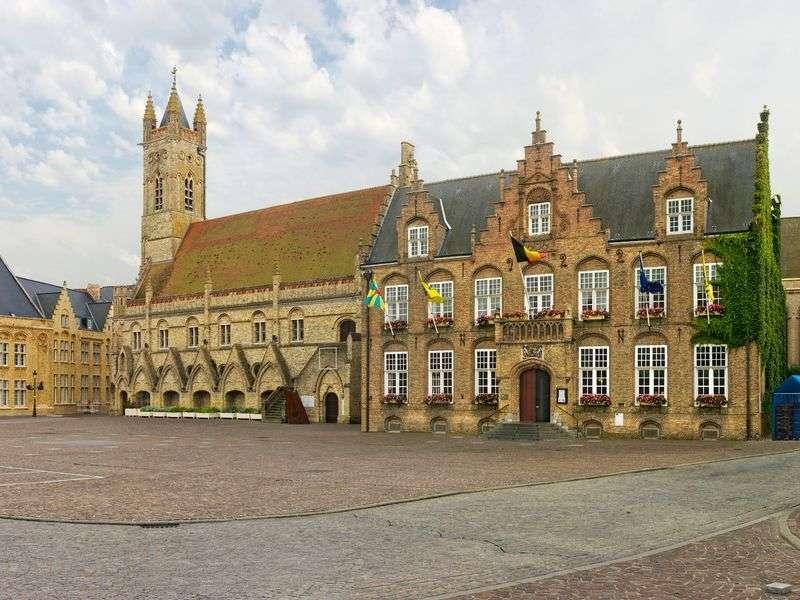 Vacations in Nieuwpoort