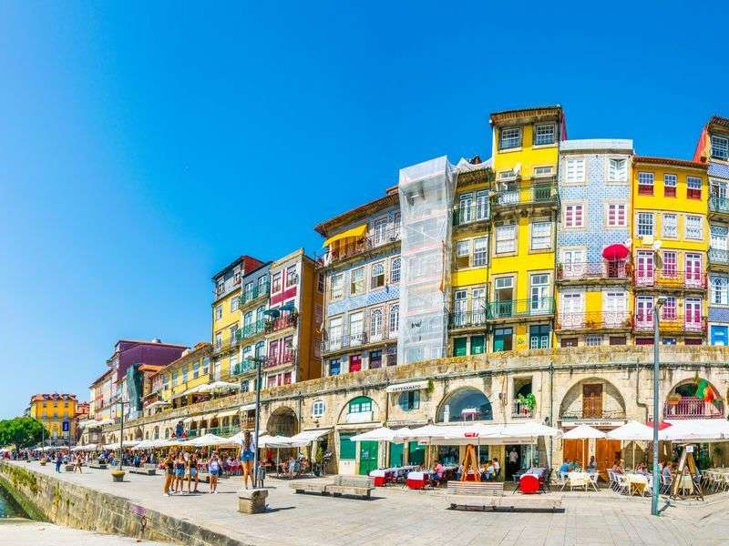 Vacations in Porto