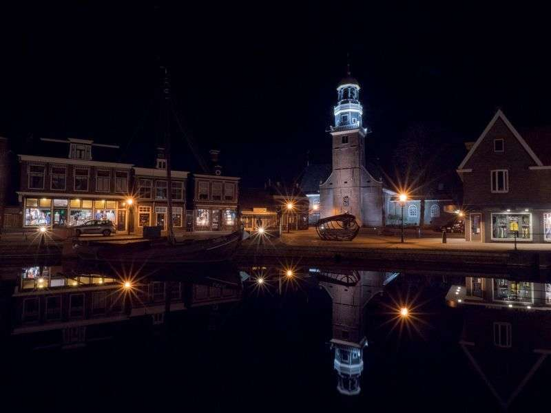 Yacht vacation in Lemmer