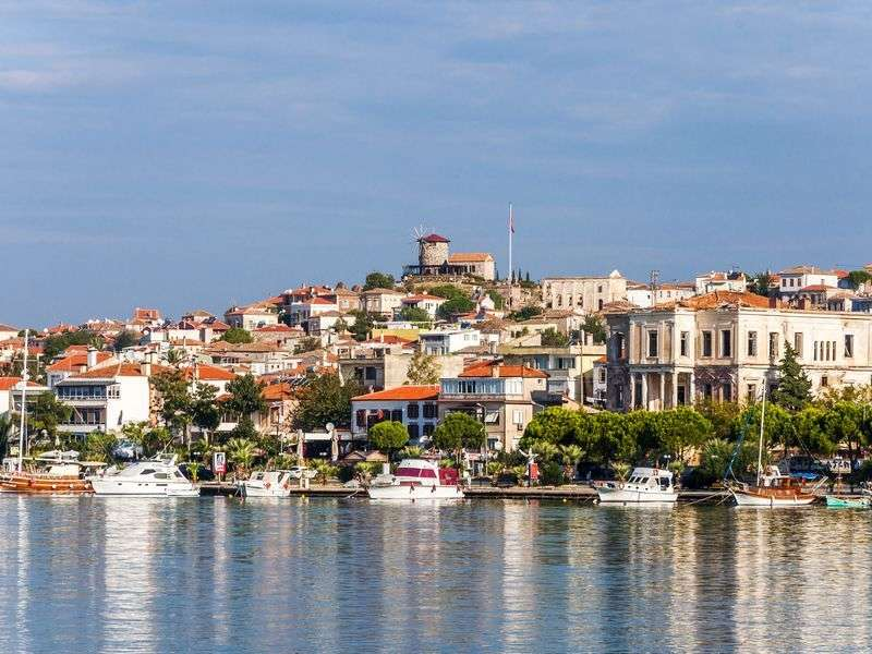 Yacht week in Ayvalik-Cunda