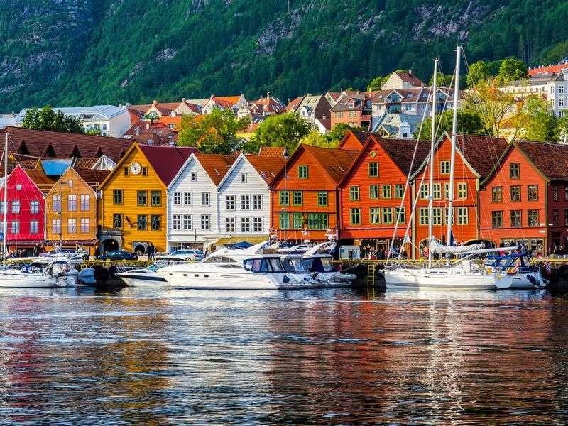 Yacht week in Bergen