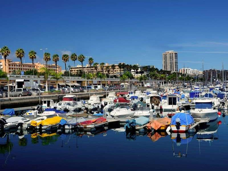 Yacht week in Las Palmas