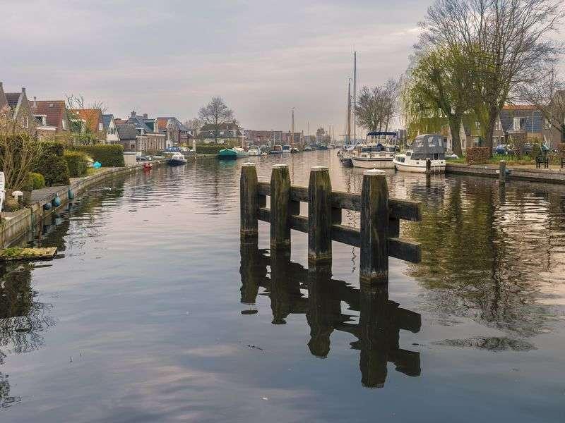 Yacht week in Lemmer