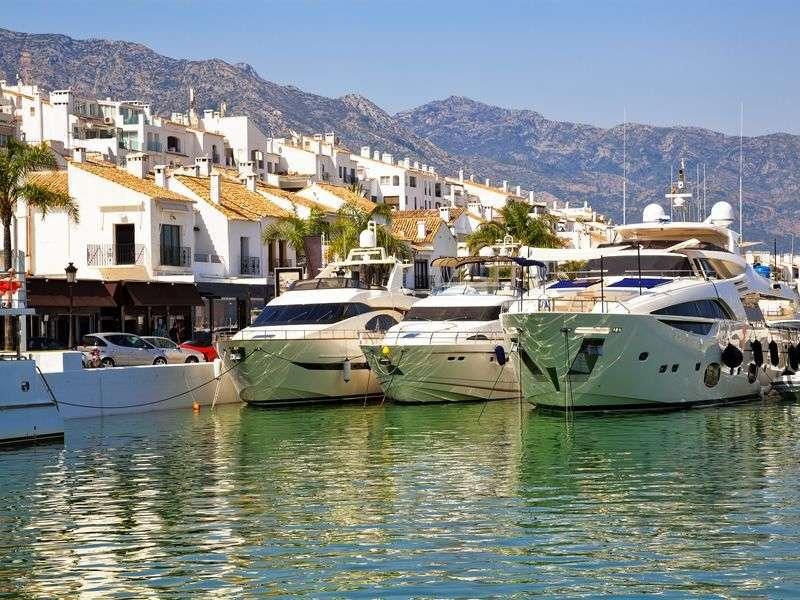 Yacht week in Marbella