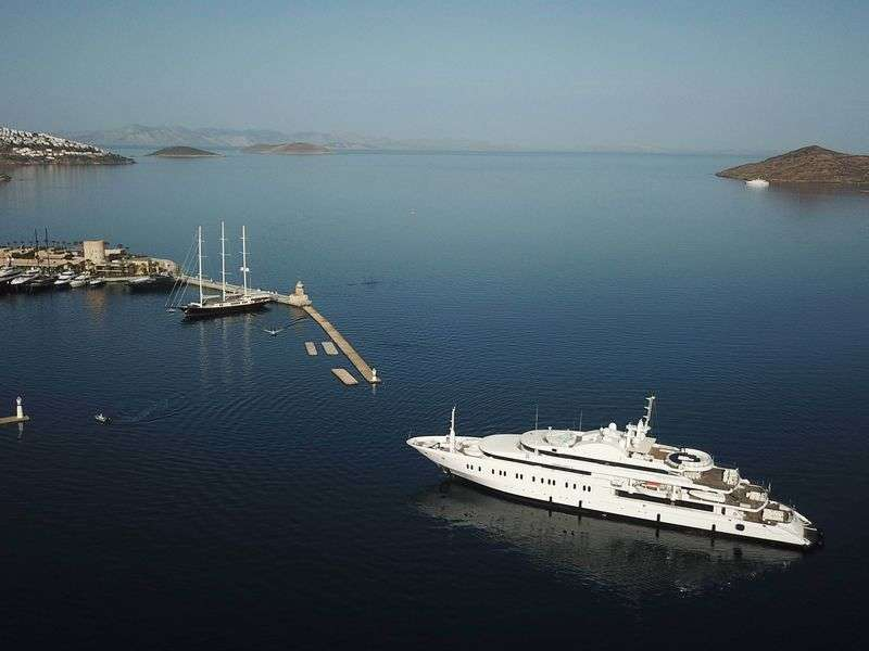 Yalikavak boat tours