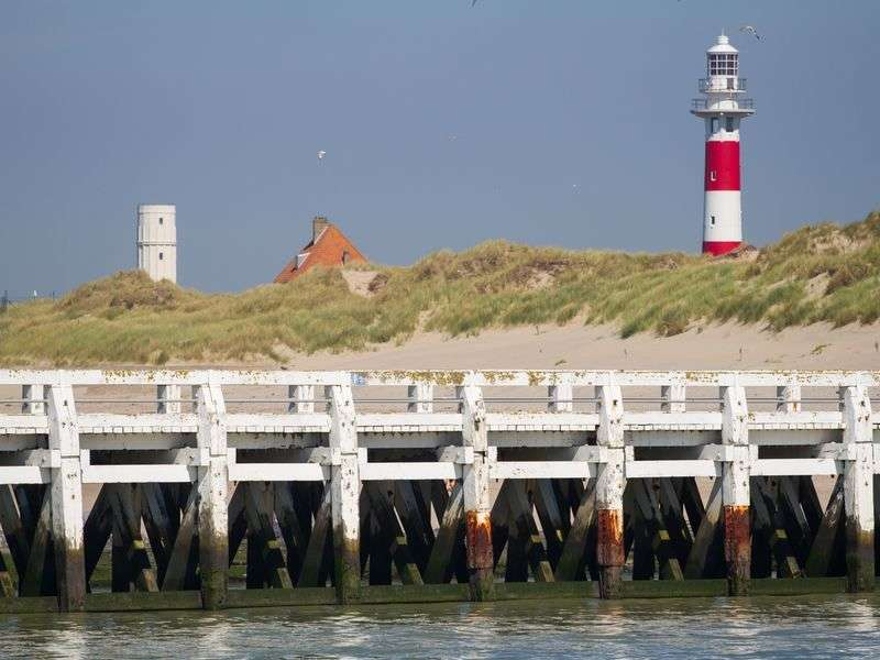 Coast of Nieuwpoort