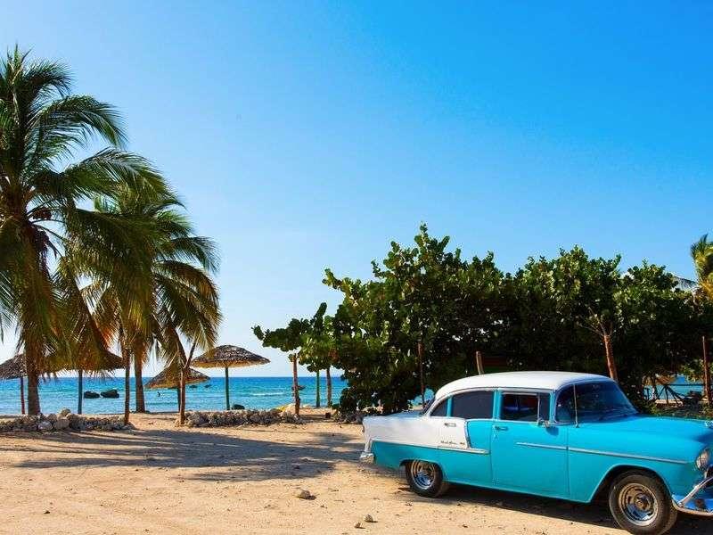bay in Cuba