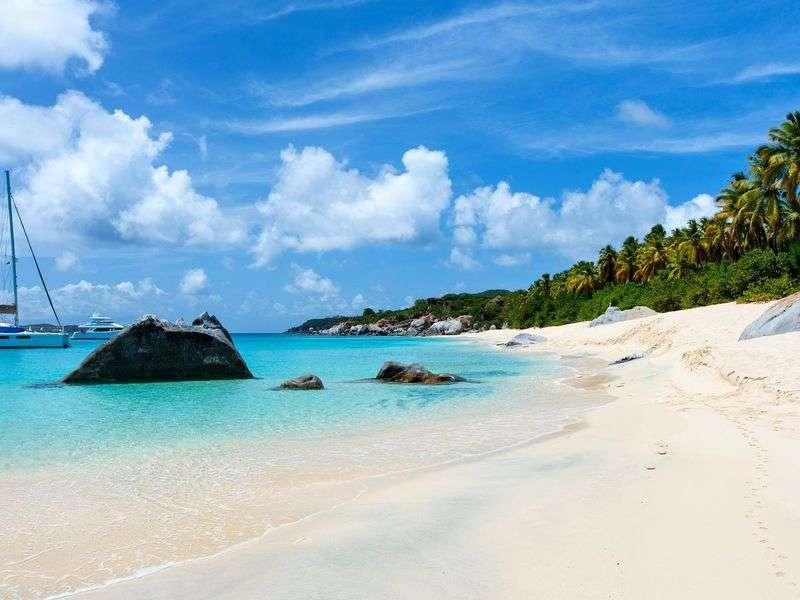 Boat hire British Virgin Islands