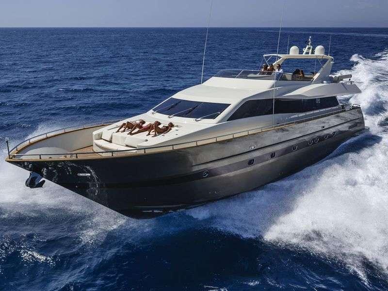 Motorboat types