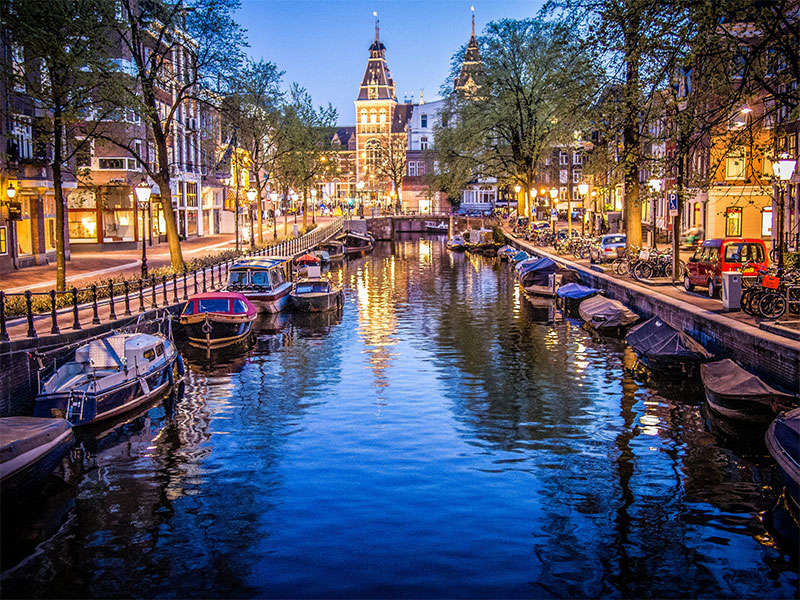 Canal Boat Hire Belgium