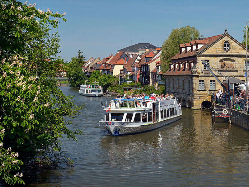 Canal Boat Hire Germany