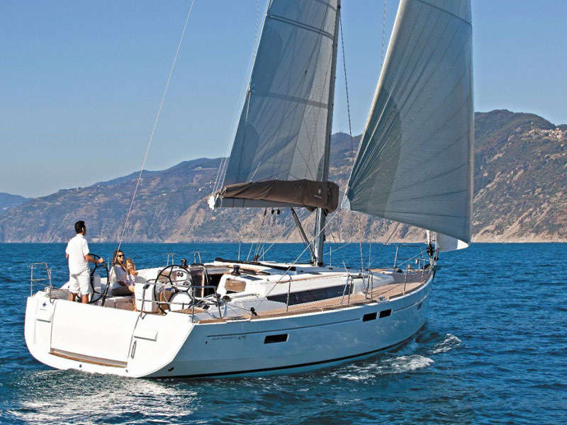 Yacht Charter Atlantic Europe