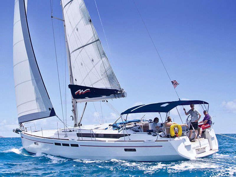 Yacht Charter North America