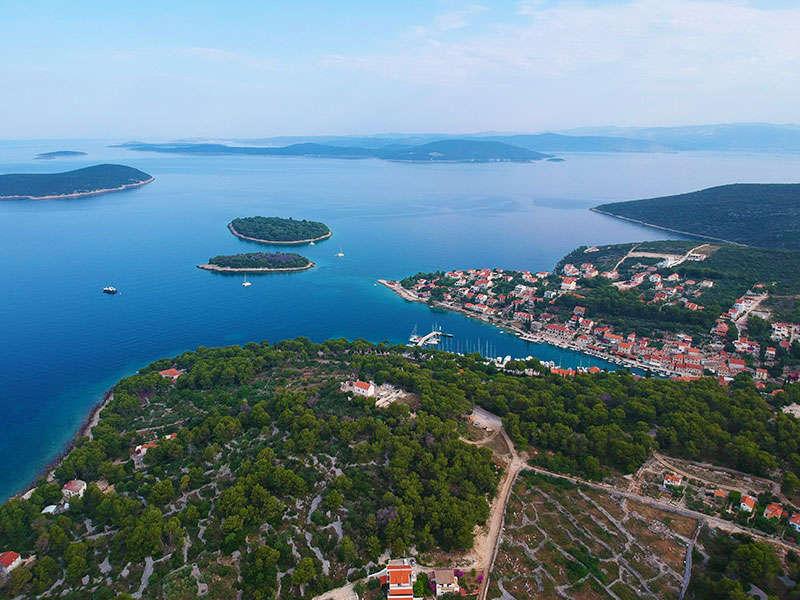 Istria bay
