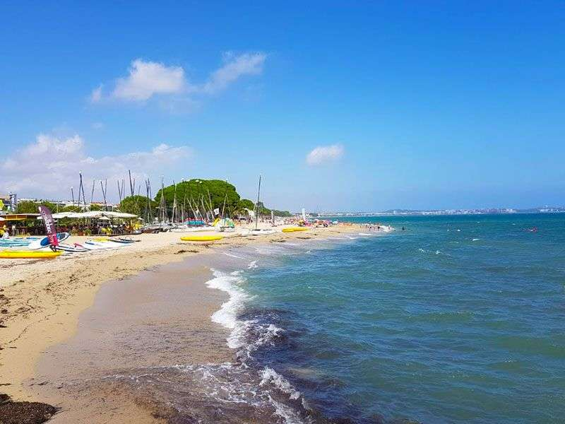 Coasts and islands in Cambrils