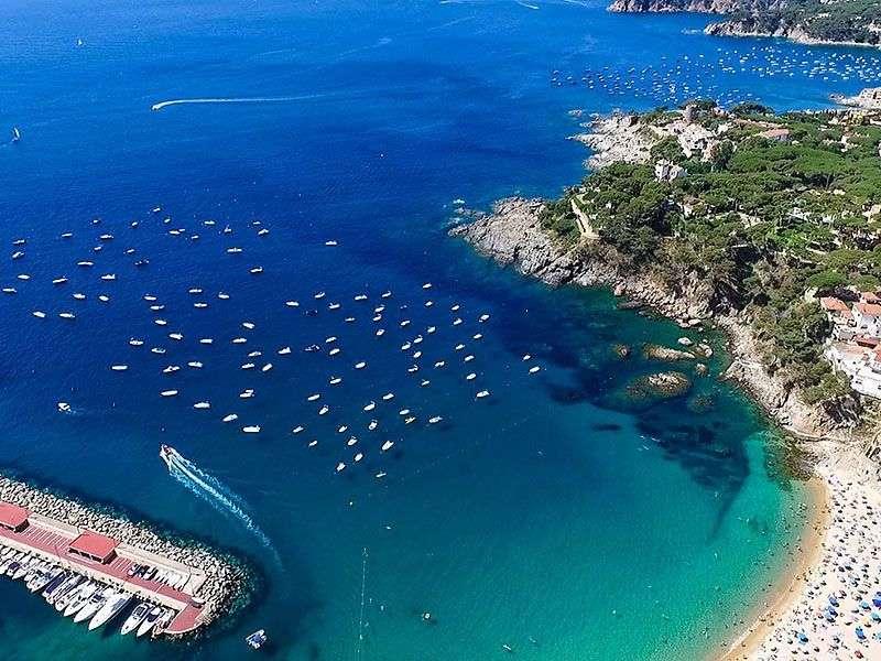 ports and islands in Costa Brava