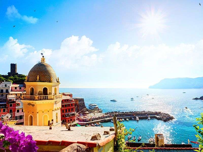 What to do in Liguria