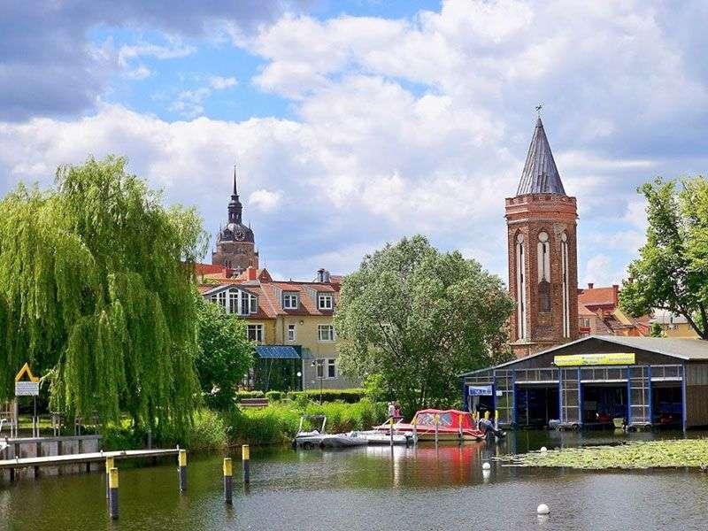 Boating In Brandenburg An Der Havel
