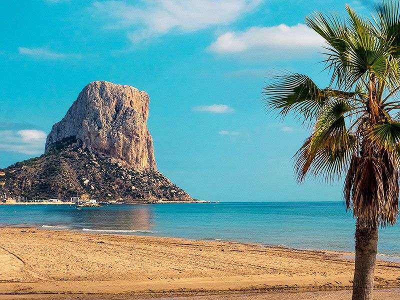 Coast Of Calp