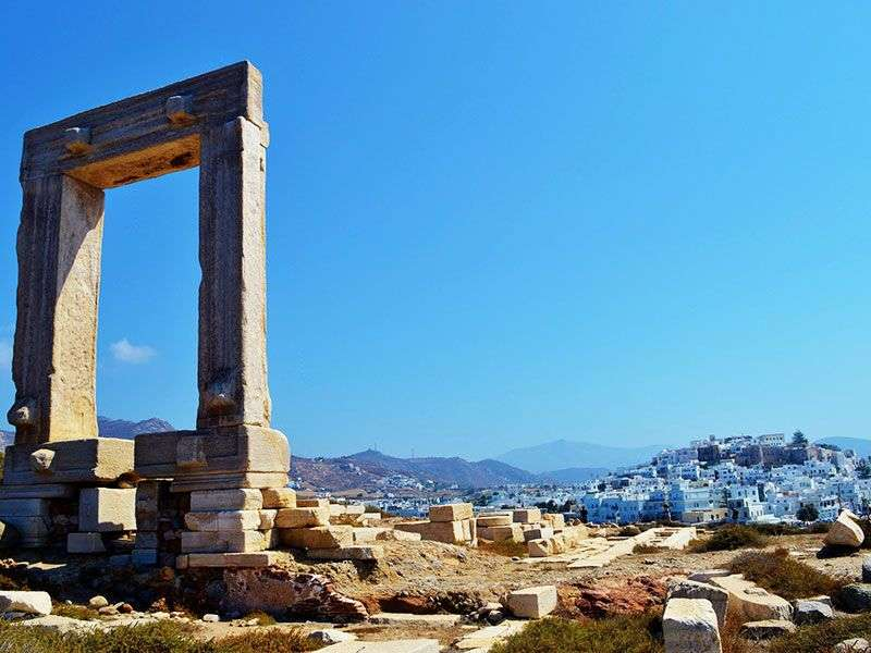 What to do in Naxos