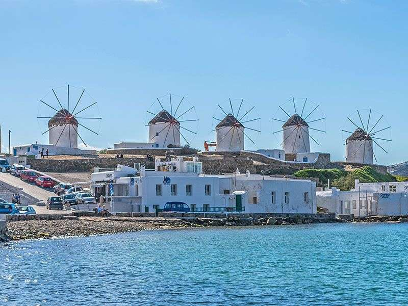 what to see in Paros