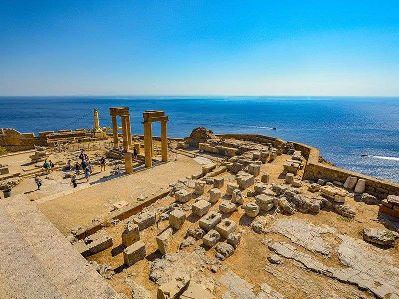 what to see in Rhodes