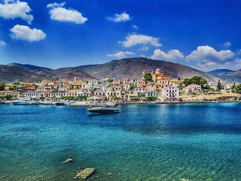 What to do in the Aegean Sea
