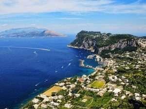 Amalfi Coast sailing